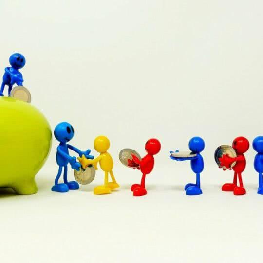 Fazendo as pazes com o seu controle financeiro