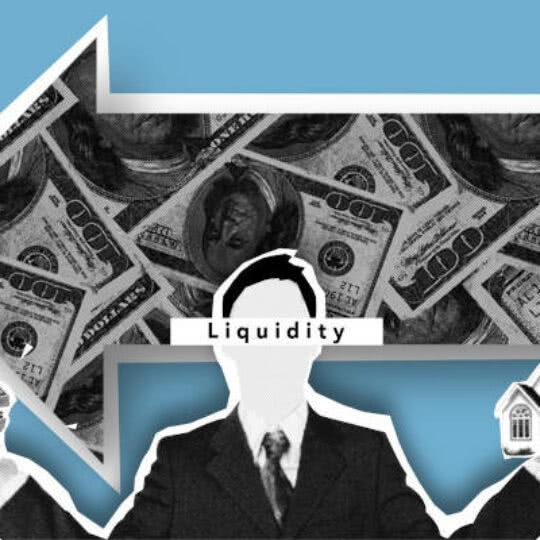 liquidez - Blog Grão