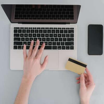Cartão de crédito - Grão